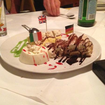 Ristorante La Tettoia: dessert