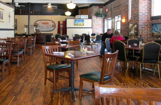 Forte S Restaurant On The Square Crossville Tn
