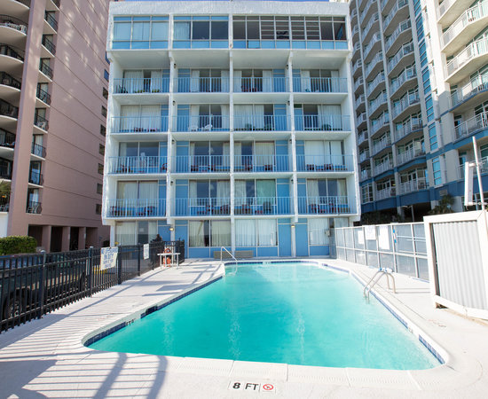 The Waves Hotel At Myrtle Beach Updated 2018 Prices Reviews Sc Tripadvisor