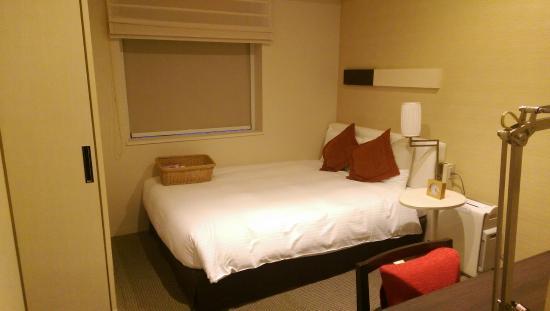 Mitsui Garden Hotel Yotsuya : Bed