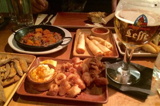 good food picture of bar estilo birmingham tripadvisor