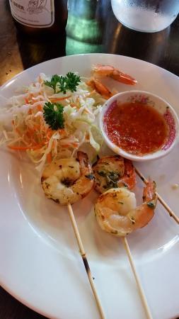 Wild Rice Thai Cuisine : Entree