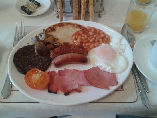 Glenaldor House: Great Breakfast