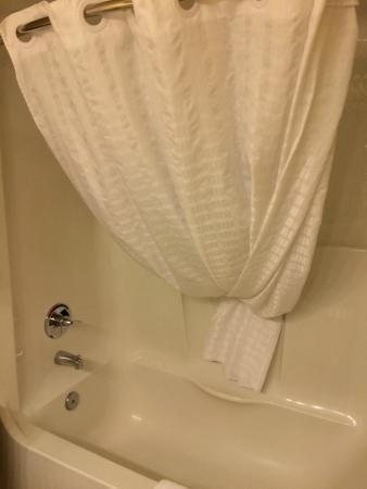 Country Inn & Suites By Carlson, Columbia: Shower