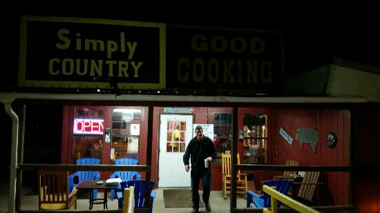 Simply Good BBQ and Sandwich Shop
