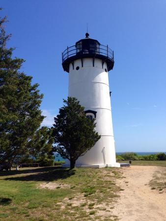 Oak Bluffs, MA: East Chop lighthouse spring 2014
