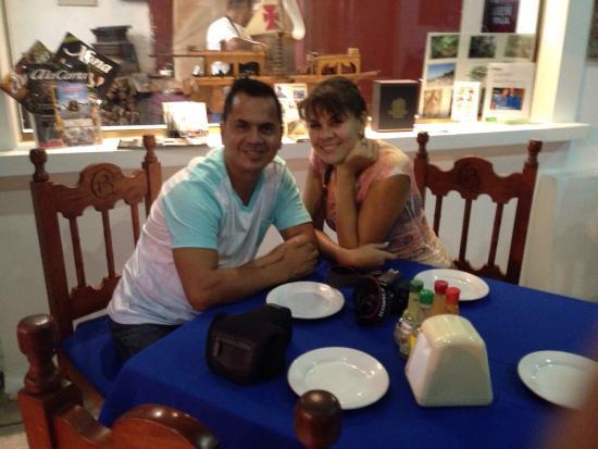 Rio Grande : Celebrando el cumple de mi amor Paco