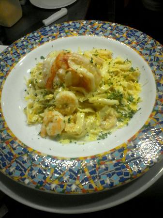 Restaurante La Mia Casa: Fetuchini Di Mari