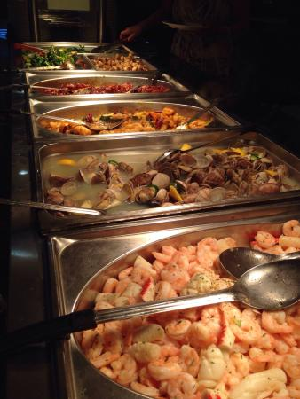 Fantastic More Buffet Foods Picture Of Teppanyaki Grill And Supreme Download Free Architecture Designs Itiscsunscenecom