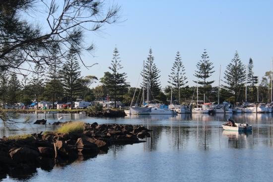 North Coast Holiday Parks Massey Greene: Fishing is very popular