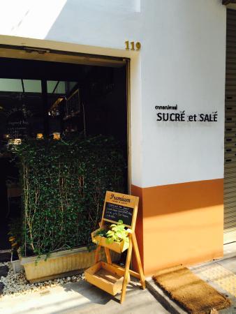 Sucre et Sale