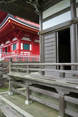 Saikyoji Temple: 最教寺 霊宝館