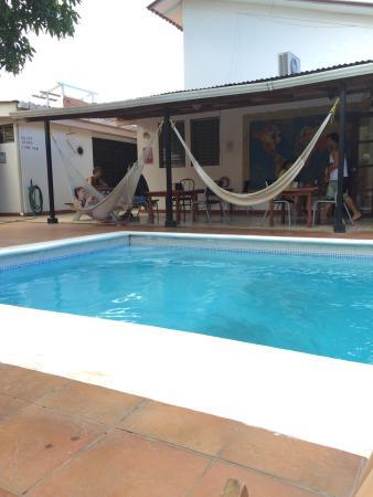 Managua Backpackers Inn: La piscine
