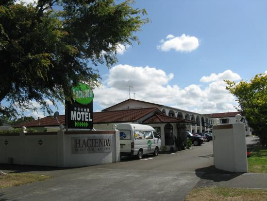 Hacienda Motel : A great place to stay!