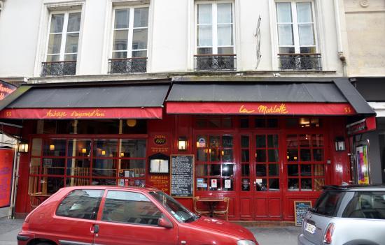 Restaurant La Marlotte Paris