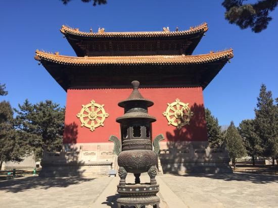 Potala Palace (Putuo Zongcheng Temple): Erster Innenbereich