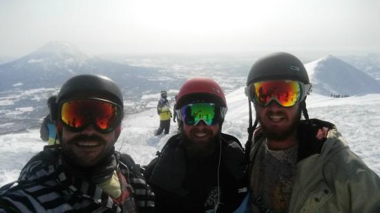 Annupuri Oasis Lodge: Top Of The Mountain