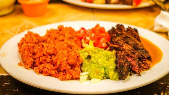 Agave Mexican Cantina : Carne Asada
