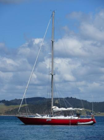Phantom Sailing : The beautiful Phantom