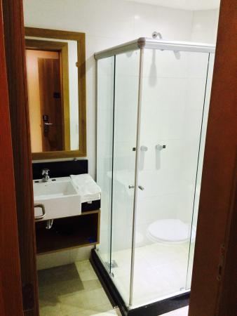 Hotel 1900 : Baño