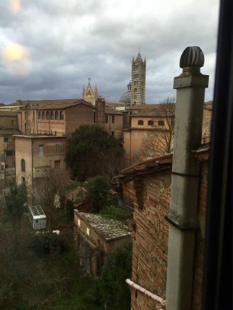 هوتل دومو: Il Duomo visto dall'hotel