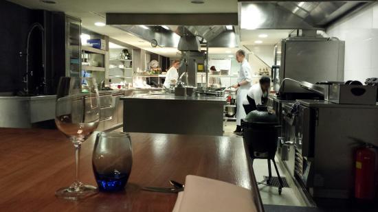 De Zweth, เนเธอร์แลนด์: Chef's table