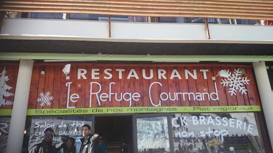 Le refuge gourmand poule ou coq chamrousse restaurant avis num ro de t - Restaurant d altitude chamrousse ...