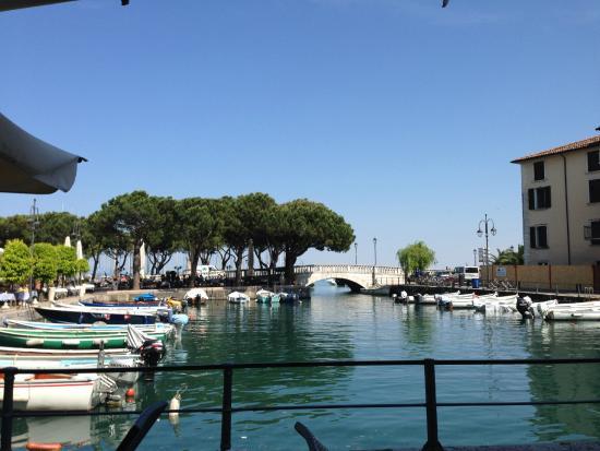Hotel Plaza: porto vecchio-Desenzano del Garda
