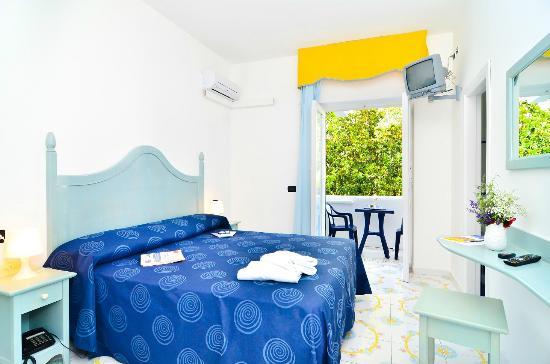 Hotel San Francesco : Comfort room