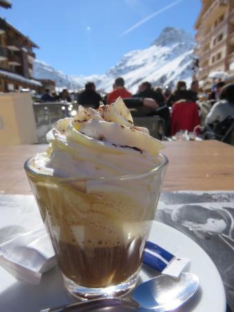 La Sana : Café Viennoise