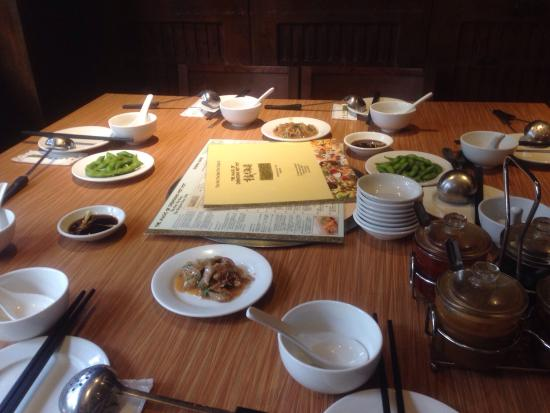 The Magic of Chongqing Hot Pot: Before dinner