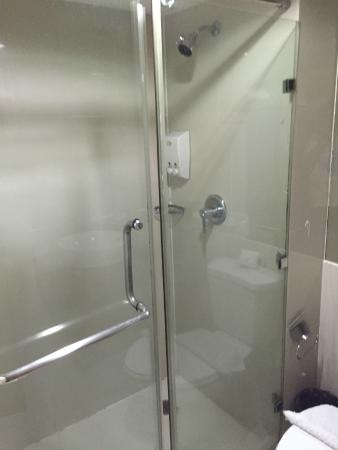 Seasons Siam Hotel : Shower