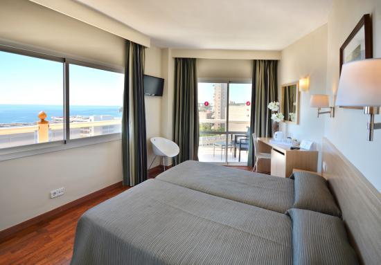 Hotel Samos Magaluf Rooms