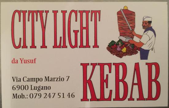 City Light Kebab