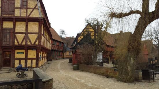 Aarhus, Dinamarca: Photo of Den Gamle By taken with TripAdvisor City Guides