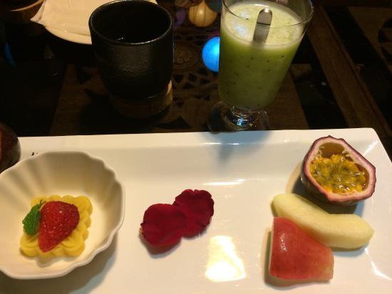 Dazhou Yuliao: 甜點