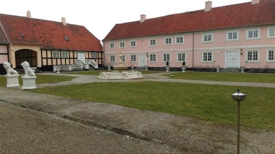 Skrobelev Gods Manor House : skrøbelev gods