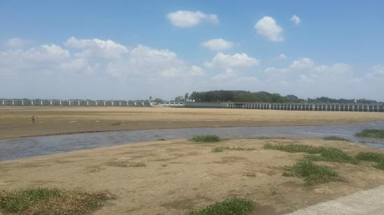 The Grand Anicut (Kallanai)