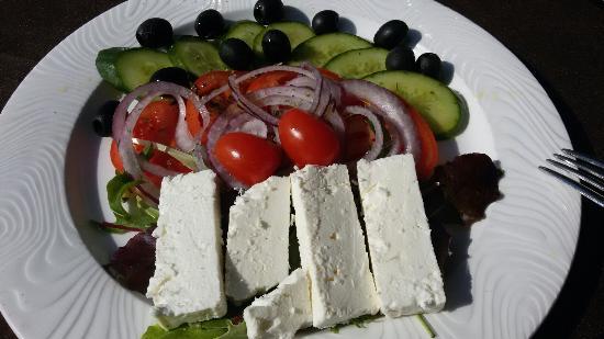 Ristorante Classique: Classique Green Cafe-dalla carla.