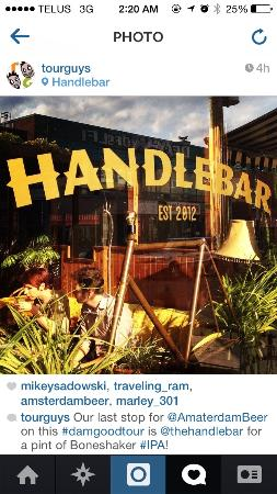 Photo of Bar Handlebar at 159 Augusta Ave, Toronto M5T 2L4, Canada