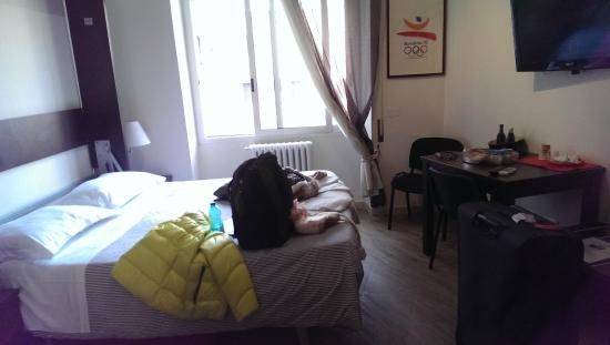 Vaticano84: Hotel's room