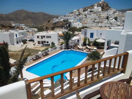 Avanti Hotel : room view
