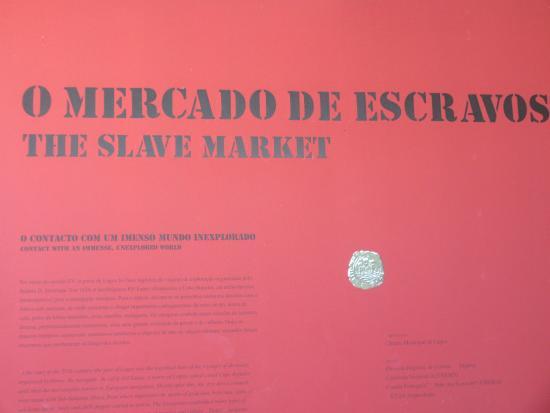 Antigo Mercado de Escravos