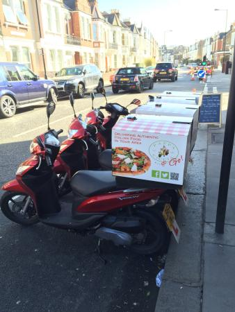 Pappa Ciccia - Munster Road: Delivery