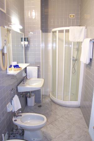 Hotel Milano : bagno interno