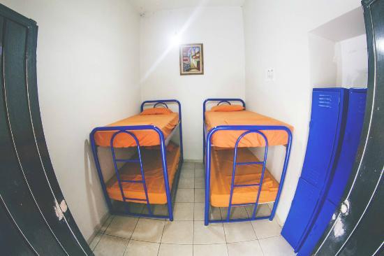 Blue Pepper Downtown Guadalajara: Mix dorms