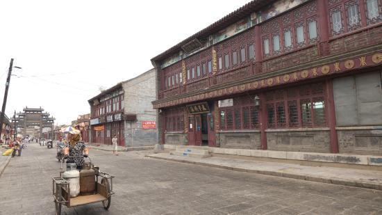 Huludao Xingcheng Ancient City: 葫芦岛兴城古城