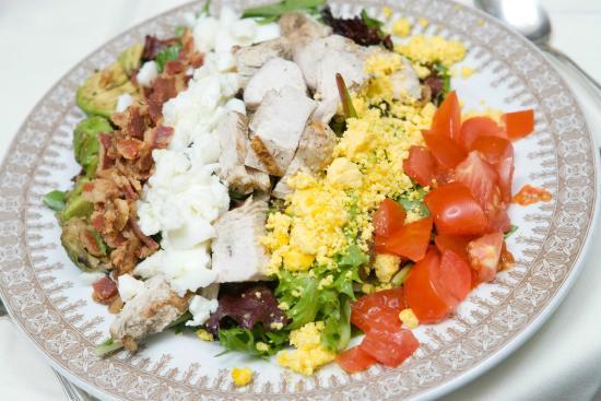 Wenham, MA: Cobb Salad