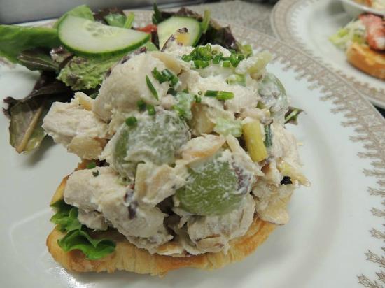 Wenham, MA: Chunky Chicken Salad