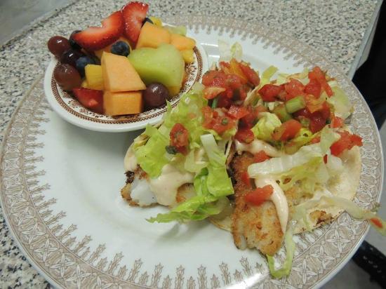 Wenham, MA: Fish Tacos